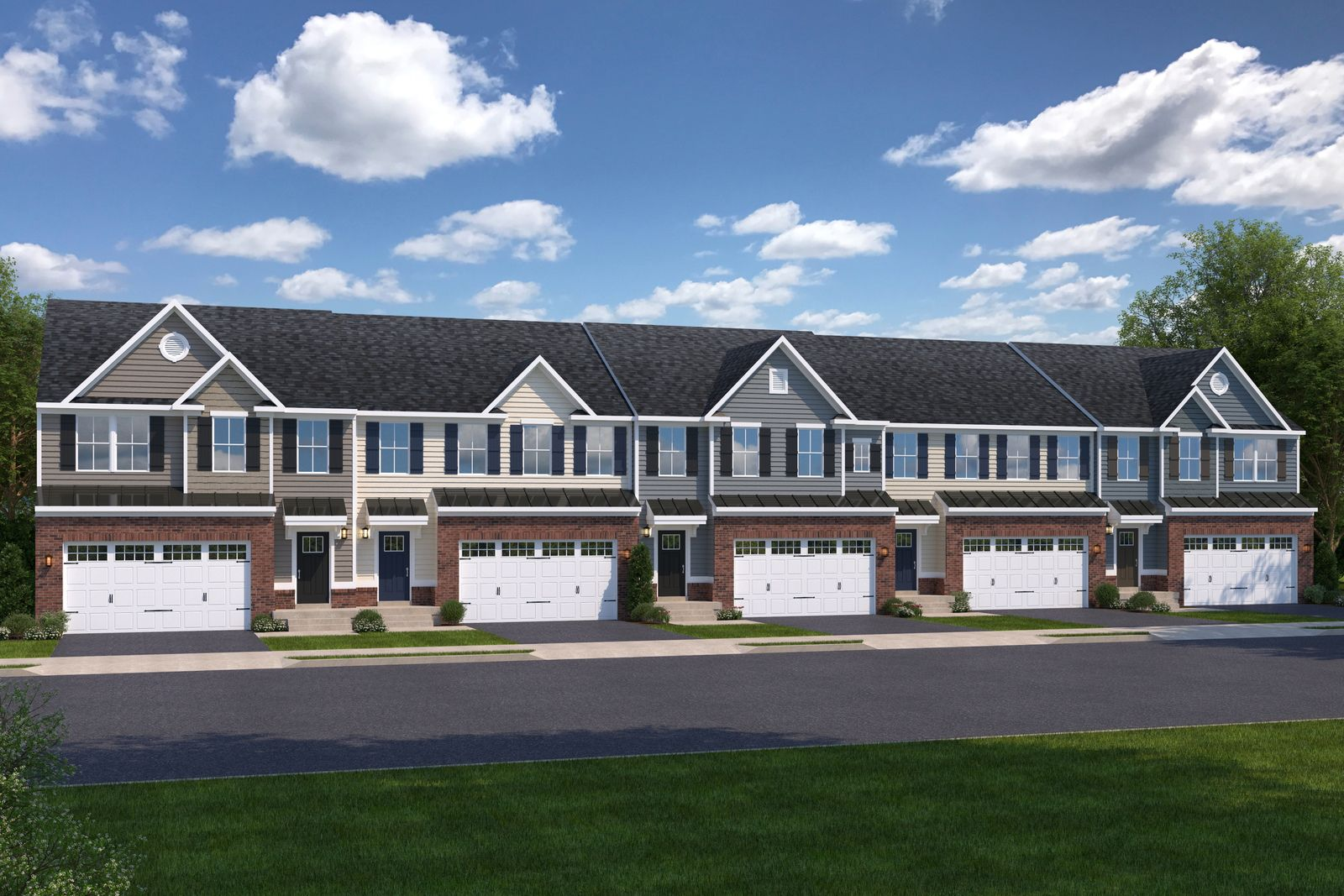 Become a James Run VIP!:Join our VIP list todayfor the first opportunity to get exclusive details and purchase your new home at James Run Carriage Homes!