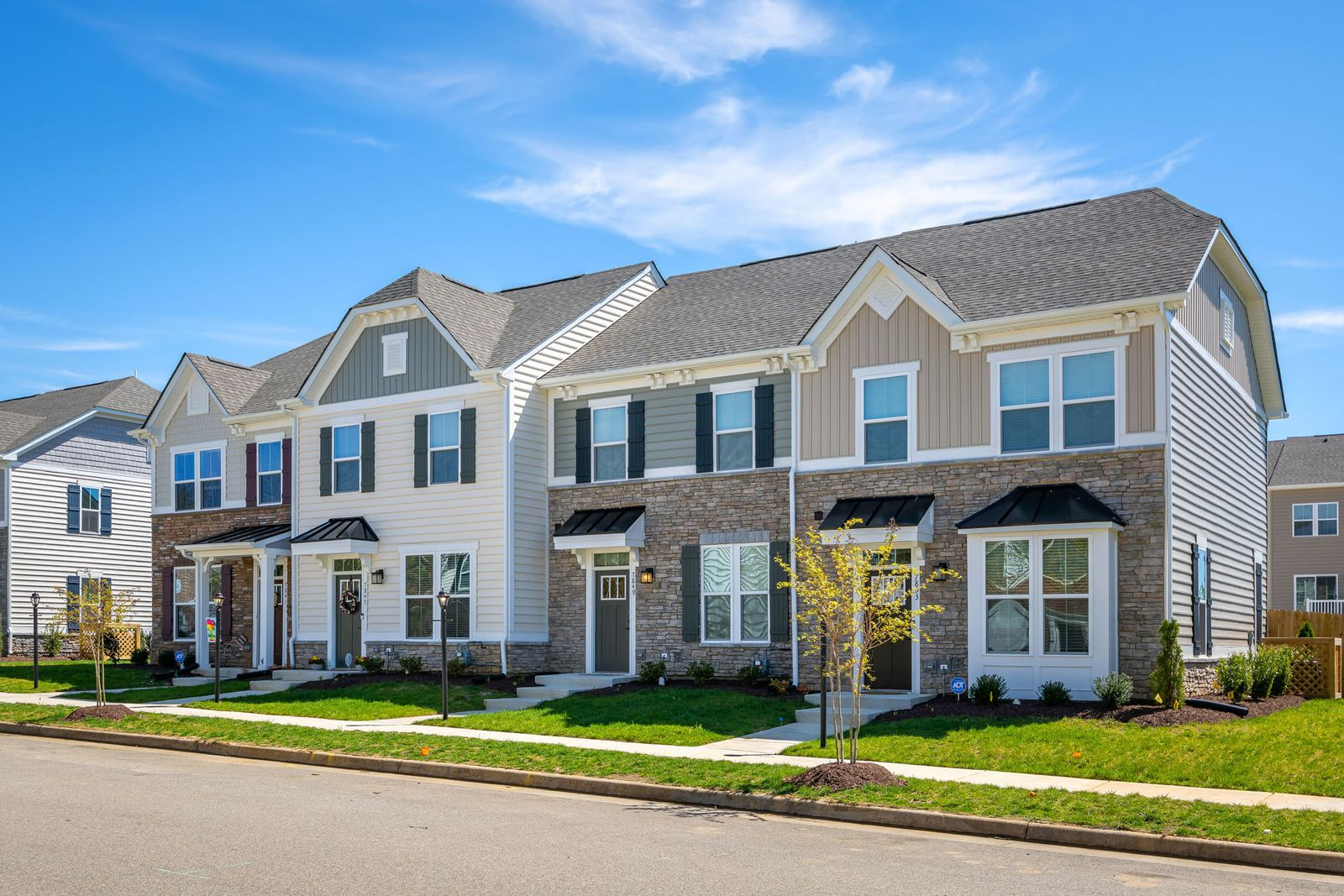 Welcoming 16 new homeowners to Spring Park since opening for VIP sales!:GRAND OPENING AT SPRING PARK! Welcome to the Eastern Henrico location you love! New 3-bedroom townhomes with backyards, from the mid $200s.Schedule a visit today!
