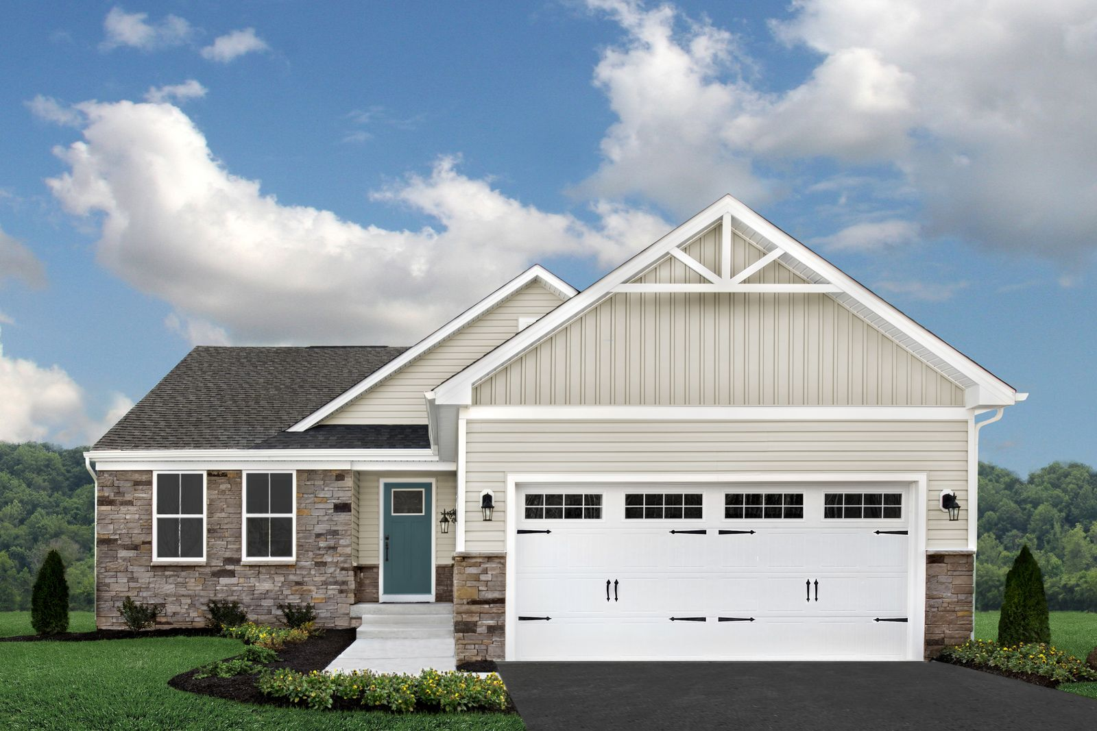 Easy One Level Living is Here!:The lowest priced new ranch home community in Washington County with lawn care and snow removal included, near I-79 & shopping.Click here to schedule your appointment.