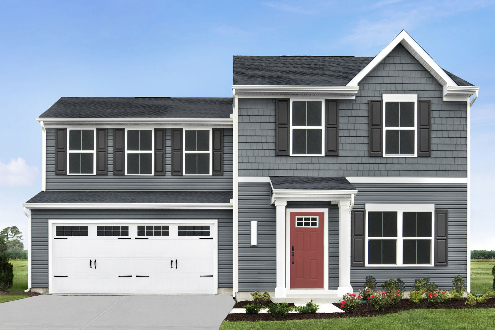 Welcome Home to Regatta at Light's Hill:The lowest price single family homes in Cincinnati with 2-car garages, slab and basement options, and included appliances only 20 mi from Downtown.Schedule your visit today!