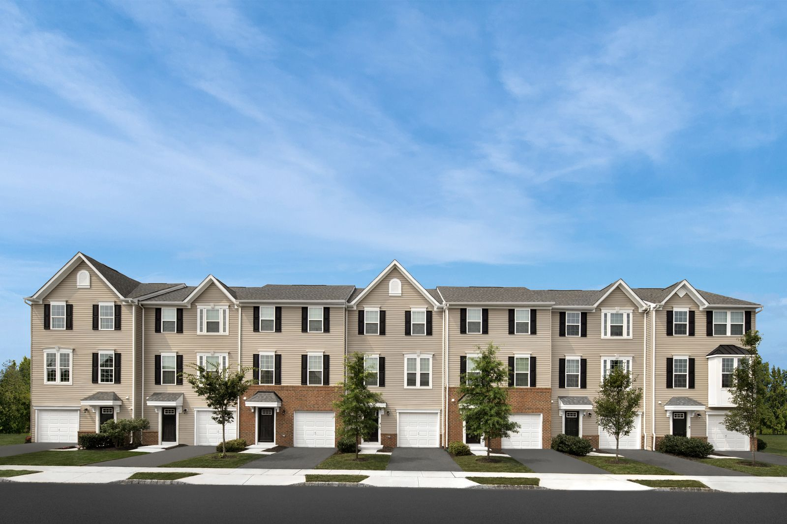 Welcome to Water Club Towns:The only townhome community in South Jersey offering a pool, gym, dog park & low maintenance living. 5 miles to Philly & 1/8 mile from the River LINE.Click here to schedule your visit. Photograph (1)