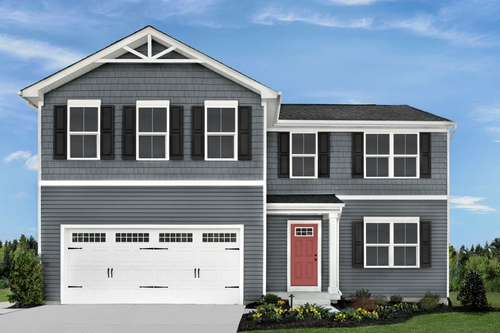 New 2-Story Homes Coming to Greenfield Late 2021, Mid $200s:Own a new 2-story home with all appliances included in Greenfield.Click here to join the VIP list to receive community updates and even the first chance to purchase.