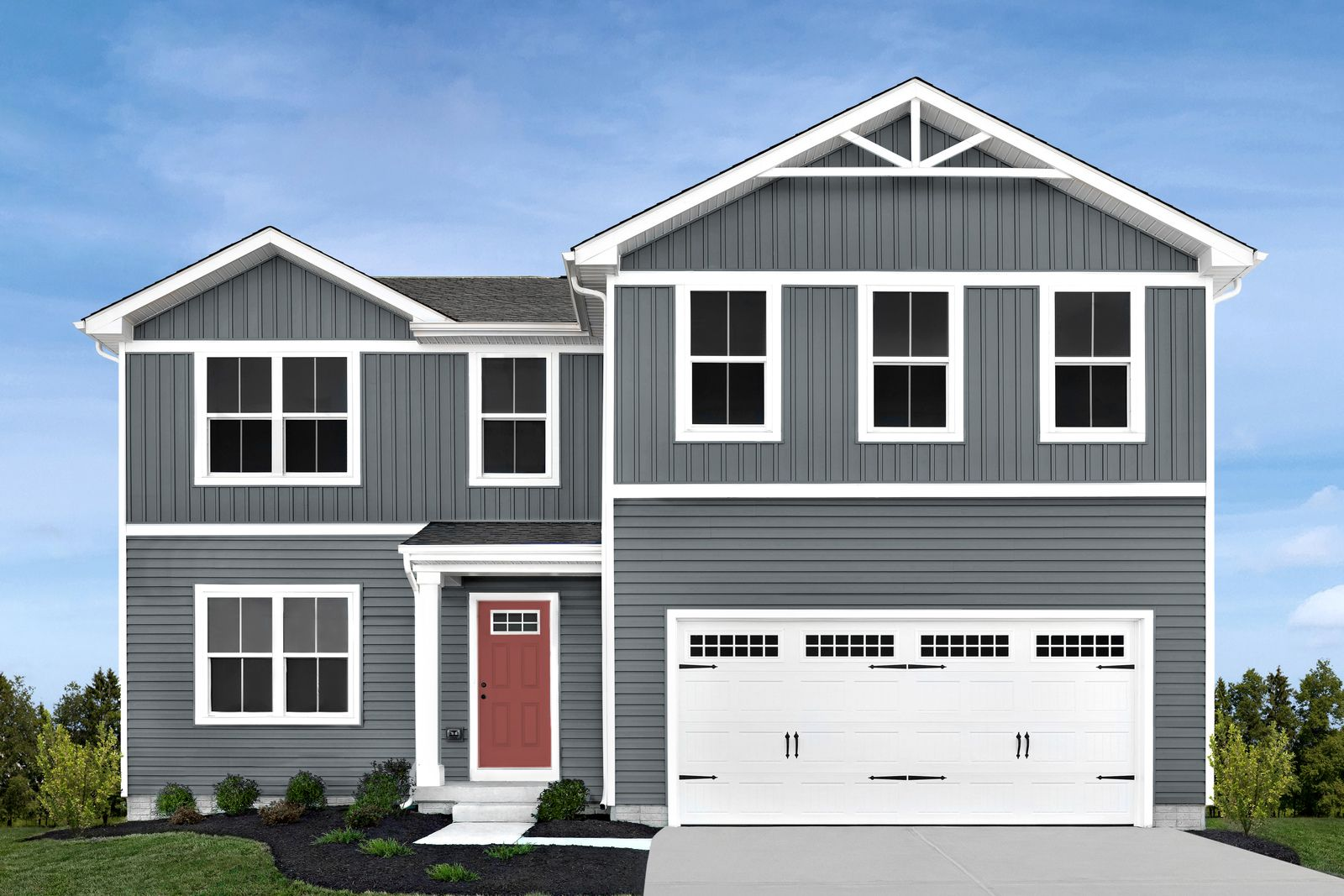 Welcome to Walnut Run!:Affordable new homes in Groveport Madison schools, 2-car garage, full basement and appliances included for little to no money down. Close to I-270—upper $200s.Schedule an appointment today!