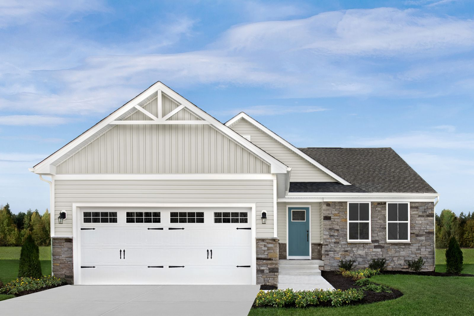 Low Maintenance Ranch Homes Coming to Greenfield Late 2021, Upper $200s:Finally, maintenance free detached ranch homesw/ lawn care & snow removal in Greenfield.Join the VIP list to receive community news& floorplan details in your inbox & even first chance to purchase.