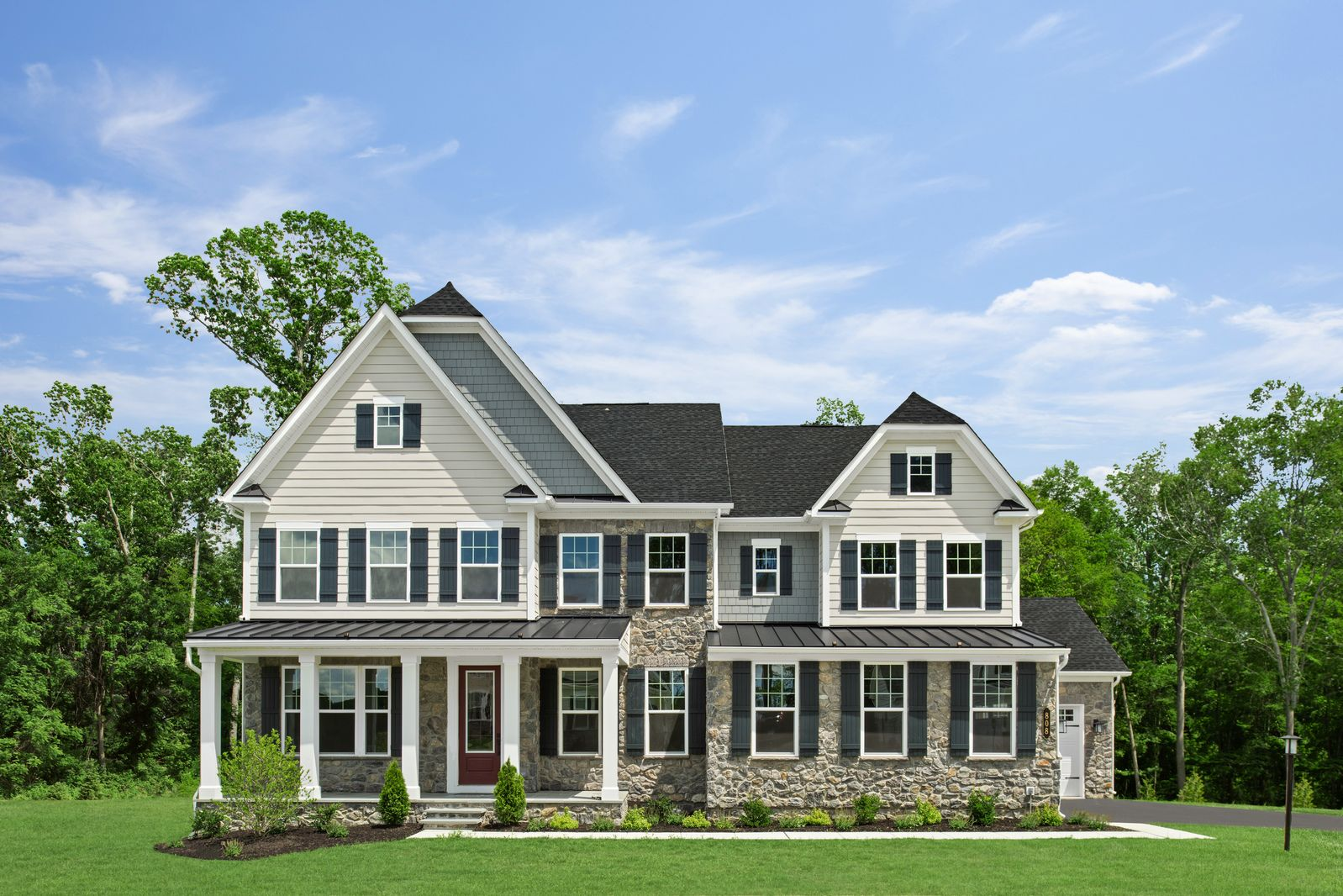Welcome to Greystone:The only new single homes with luxury features you want, in a neighborhood with sidewalks and 7 miles of trails, 3 minutes from West Chester Borough. Schedule your visit today.