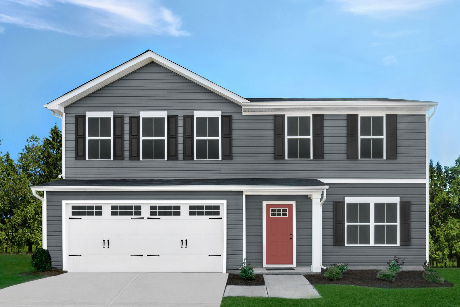 Welcome to Wright Landing:Lowest-priced new homes in Montgomery County. Own for same as rent—included appliances, 3-5 beds & attached 2-car garage. Minutes to I-75 & I-675—from low $200s.Find out more about Wright Landing!