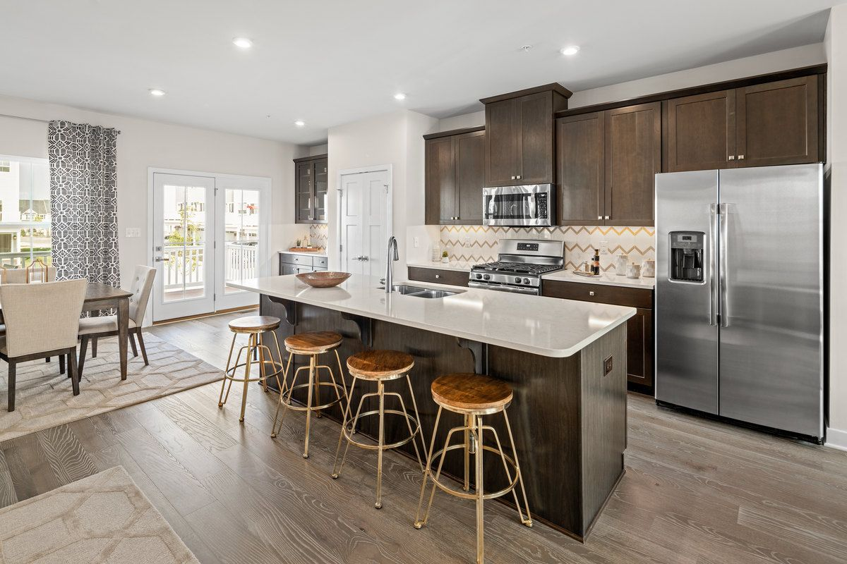 WELCOME TO AMBER RIDGE IN BOWIE, MD:Coming Soon End of 2021. Own a new luxury 2-car garage townhome in Bowie, minutes to major commuter routes and Bowie Town Center from the mid $400s.Join the VIP List Today!