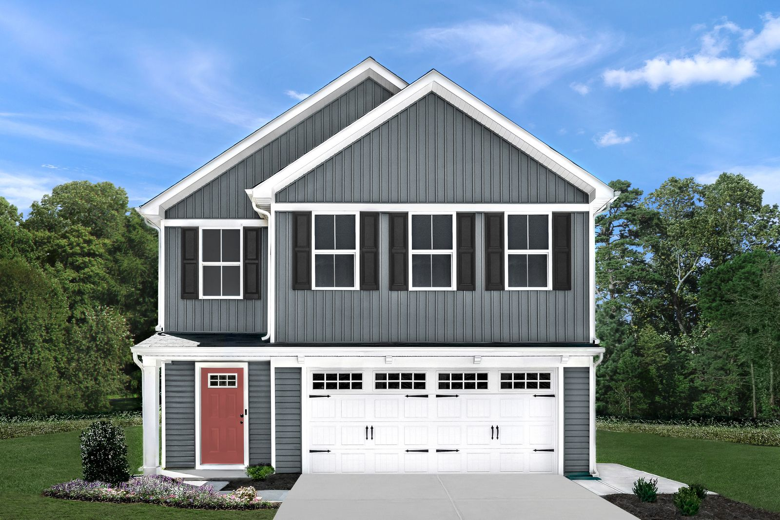 WELCOME HOME TO CHESTNUT RUN:Lowest priced 2-story homes in Marysville attached to Eljer Park, 4-5 beds, landscaped yard included, little to no money down. Close to I-270 & US33—upper $200s.Click to schedule your visit!