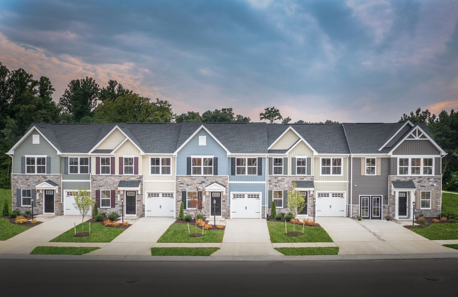 It's time to stop renting and own your own home.:Affordable Luxury Townhomes with easy access to Downtown Richmond, Midlothian and all the conveniences of Chesterfield County.