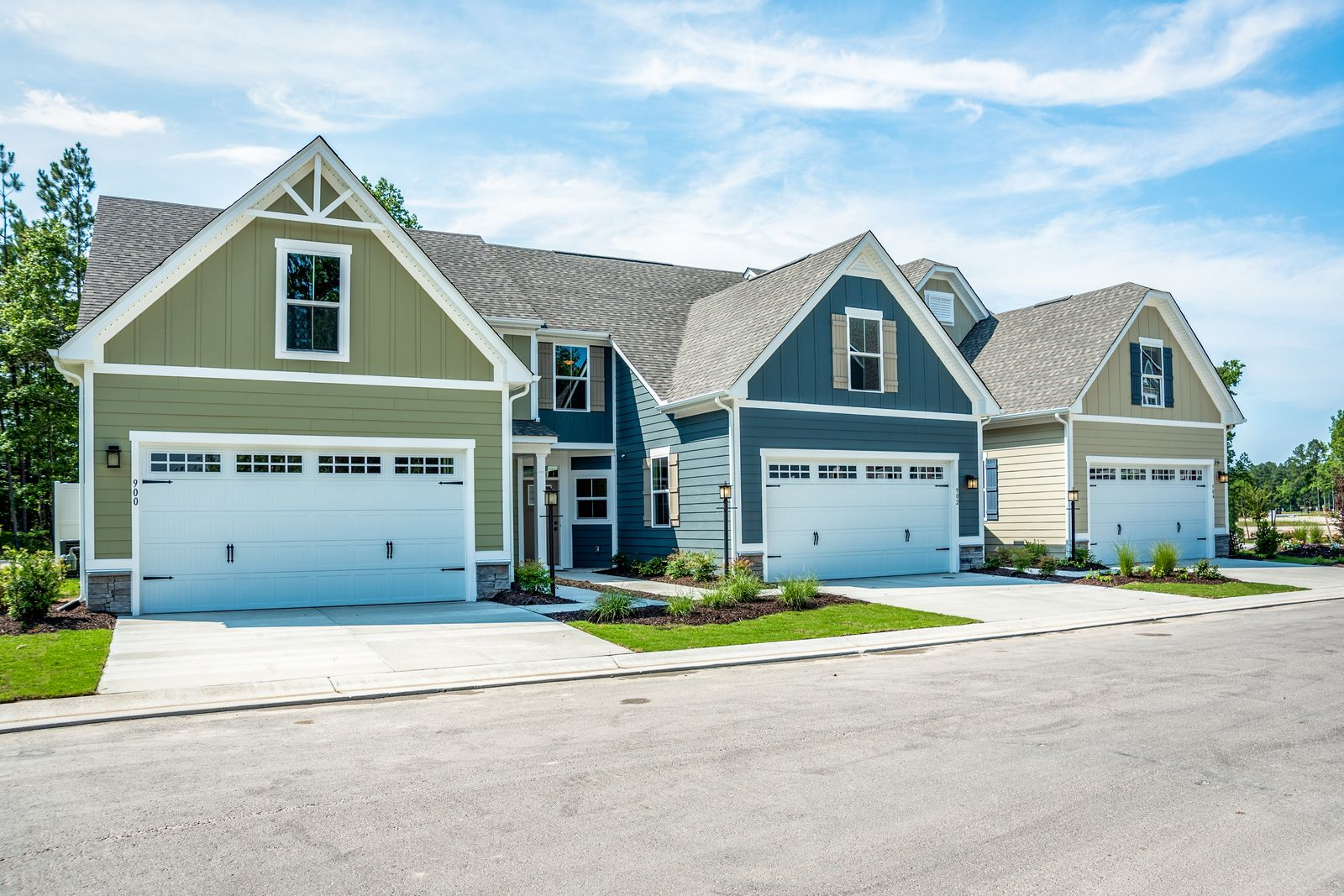 WELCOME TO THE VILLAS AT GUN CREEK:The lowest-priced new homes on Grand Island with 2-car garages in a low-maintenance community.Click here to schedule your in-person or virtual appointment today!