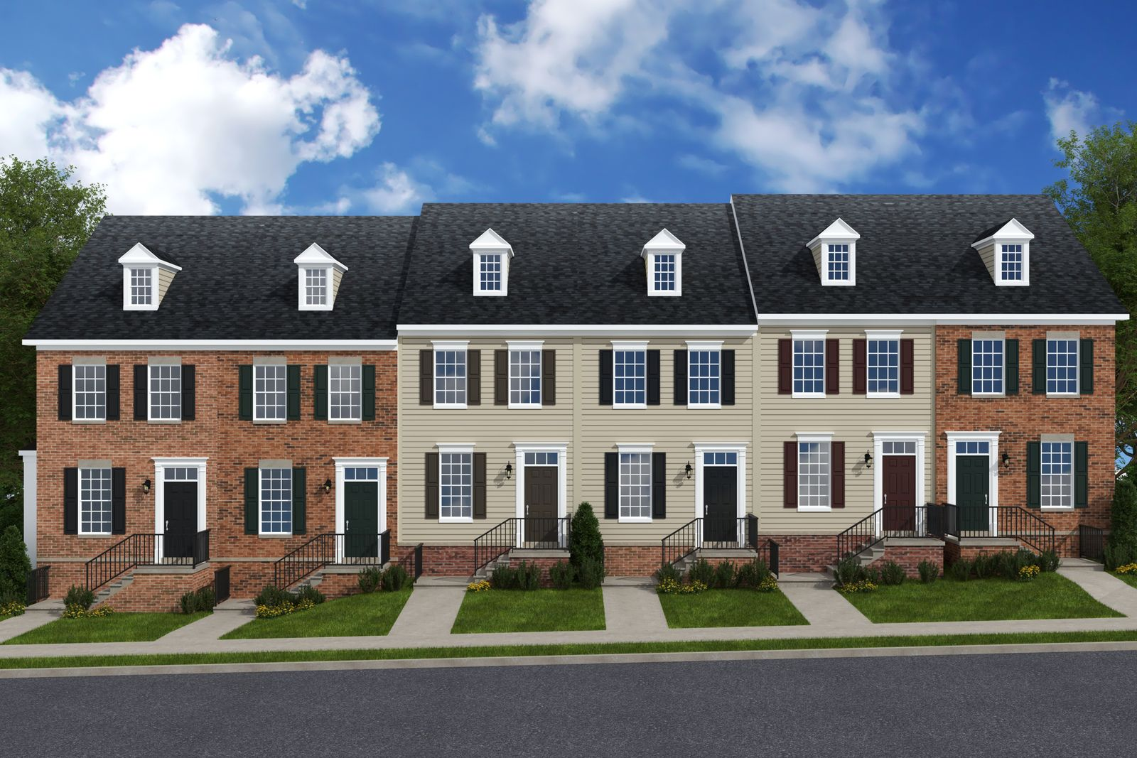WELCOME TO STANTON SQUARE IN DC:Own a new garage townhome at an affordable price in DC. Only 1 mile to the metro & 4 miles to the National Mall. Be one of the first to know when they are released - Join the VIP List.