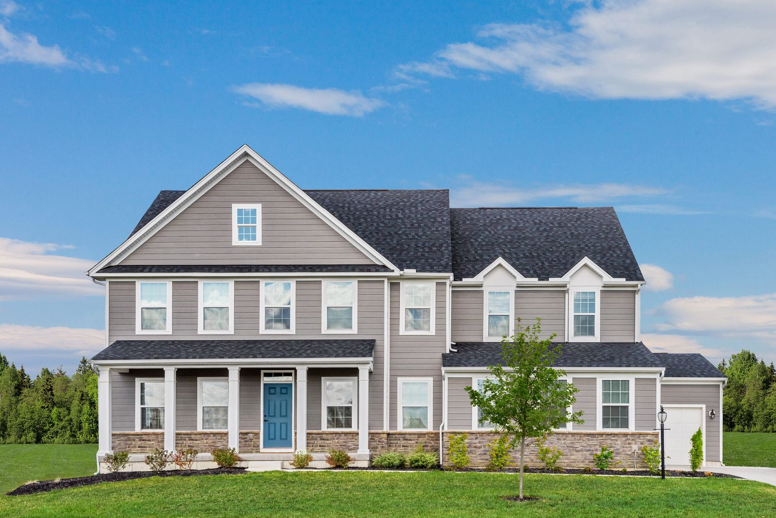 Welcome home to Windsor Estates:Enjoy ½ acre homesites with finished basements in Lakota schools. Only minutes from shopping, dining, & I-75. From the upper $300s.Click here to schedule your first visit to Windsor Estates!