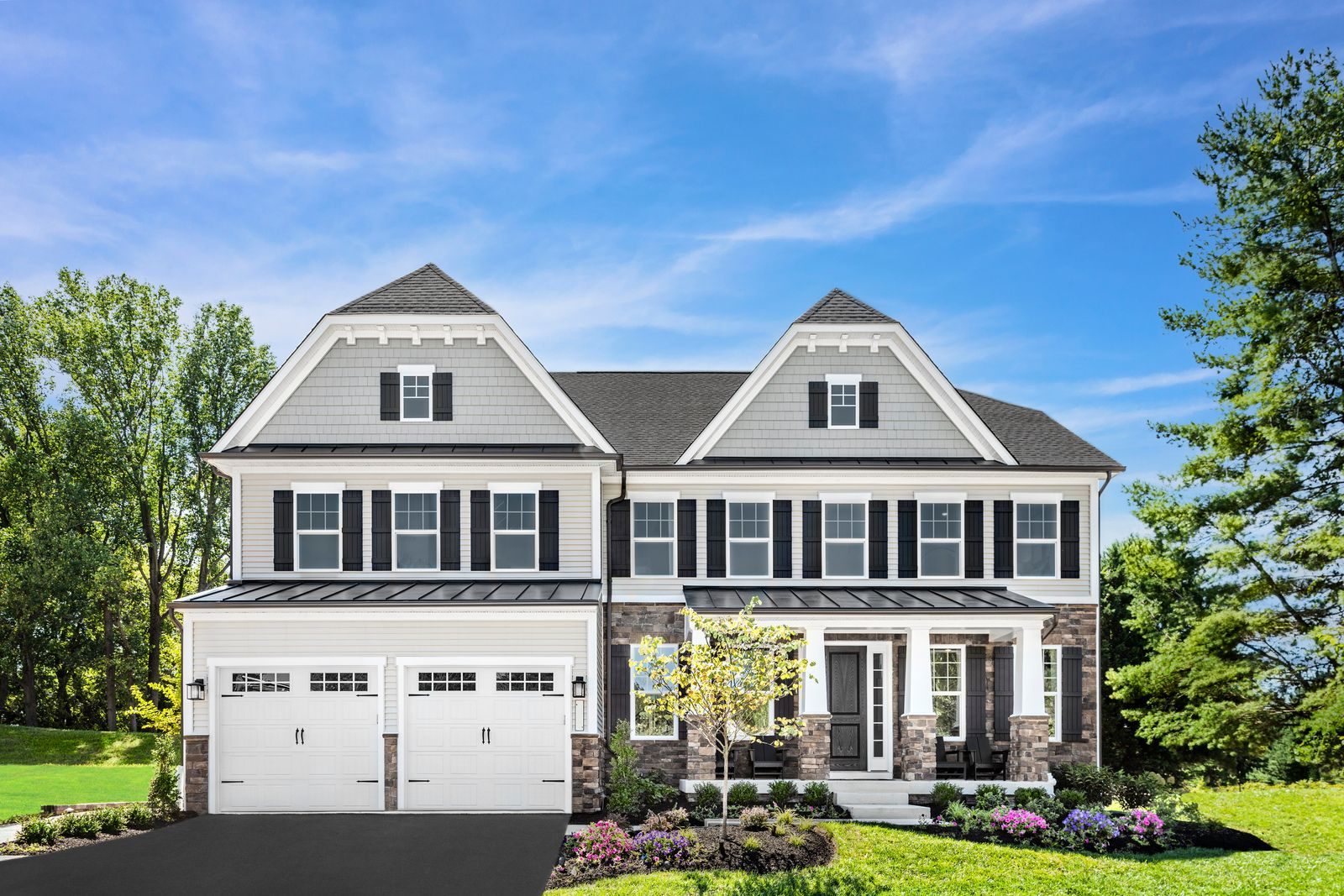 HOWARD COUNTY'S BEST VALUE FOR LUXURIOUS SINGLE FAMILY HOMES:NVHomes proudly presents Centennial Reserve, a private enclave of exquisite single-family homes near ample shops and dining. Sales are now underway.Schedule a visit today!
