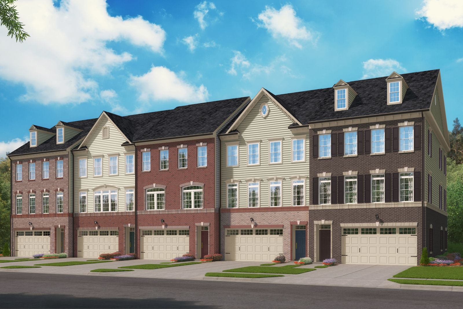 Howard County's Best Value for Grand Townhome Living:Introducing The Reserve at Dorsey's Ridge, a private enclave of NVHomes' largest and most luxurious townhomes. Sales begin this Fall from the mid $600s. Join our VIP list today!