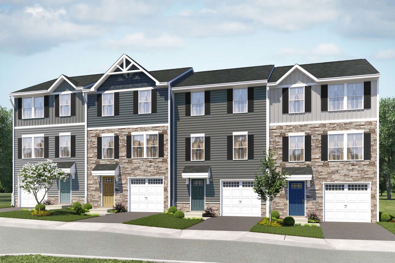 WELCOME TO SANATOGA CROSSING:Own for less than rent in the lowest-priced new townhomes in Montgomery County, less than 1 mile from 422 and Philadelphia Premium Outlets.Join the VIP list today!