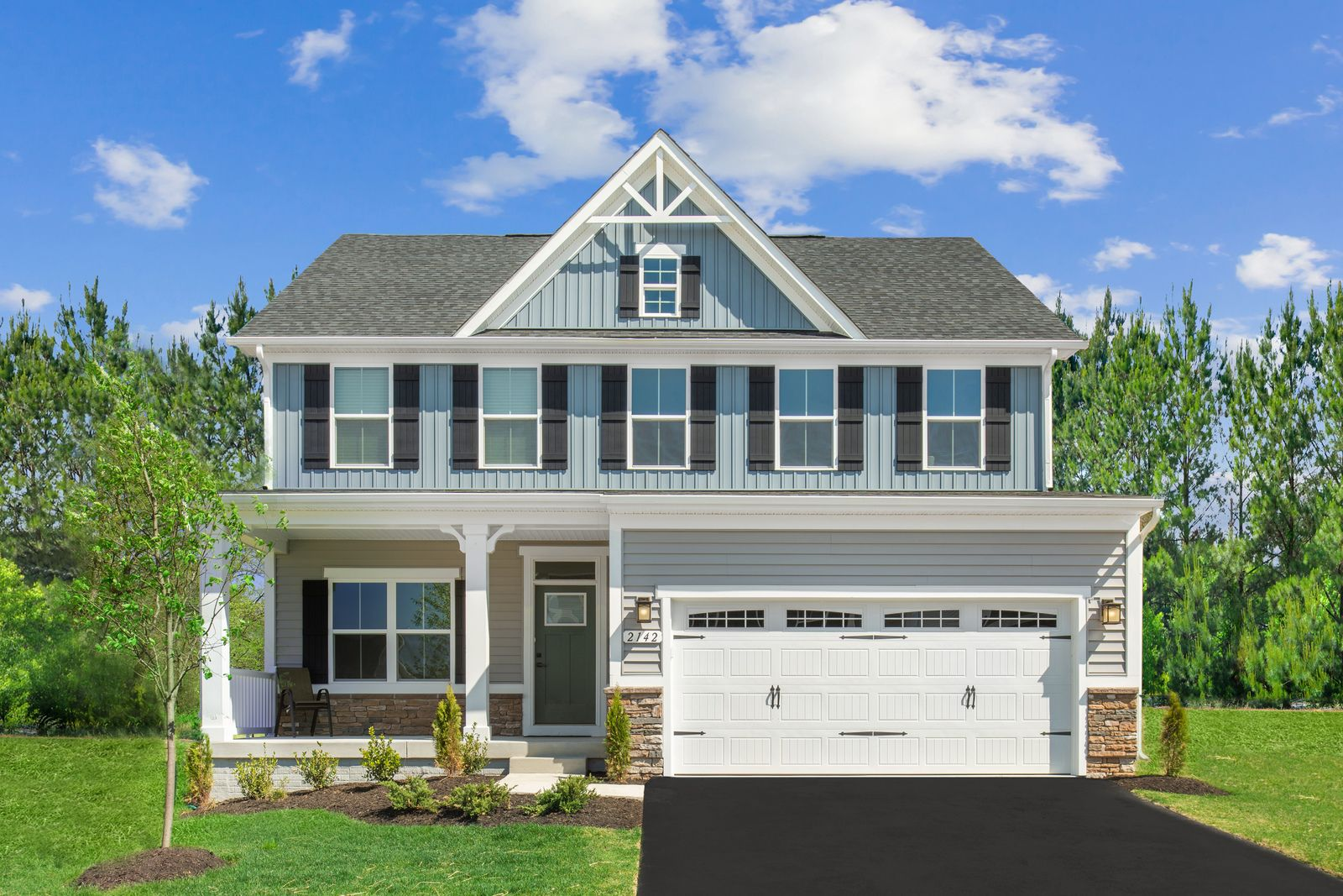 WELCOME TO ESTATES AT WILLOW BROOK:New phase released! The only new homes in a golf course community with up to 4,000 square feet & included finished basements w/ most homes in the heart of the Lehigh Valley.Schedule your visit today!
