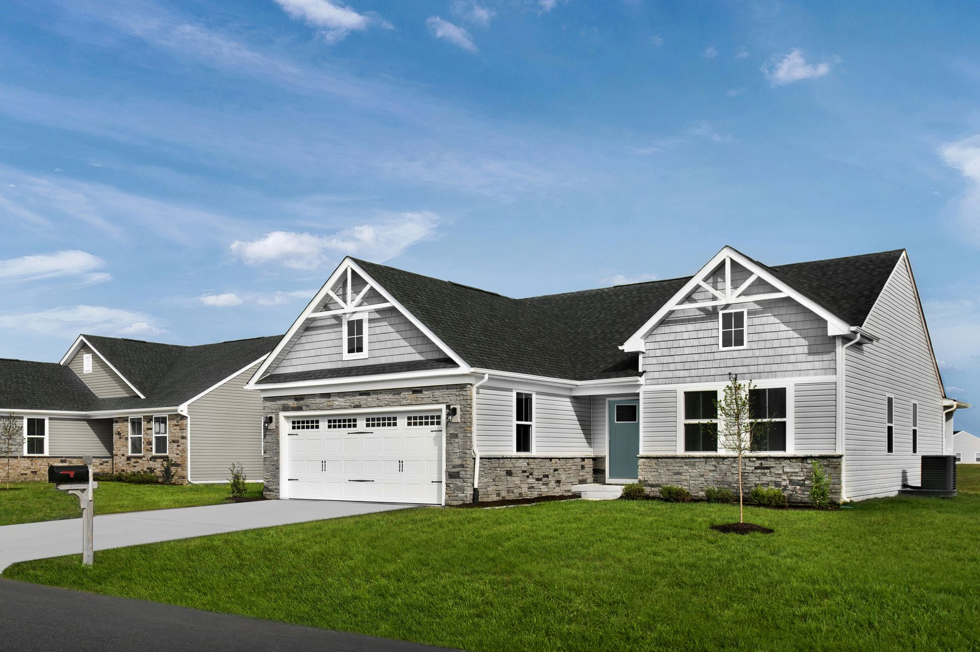 Grand Opening: Starting your forever, today:Introducing a new active adult community; 1-story homes w/ no yard work & top-of-the-line amenities. Located in New Kent w/ quick access to Richmond & Williamsburg.Schedule your visit today!
