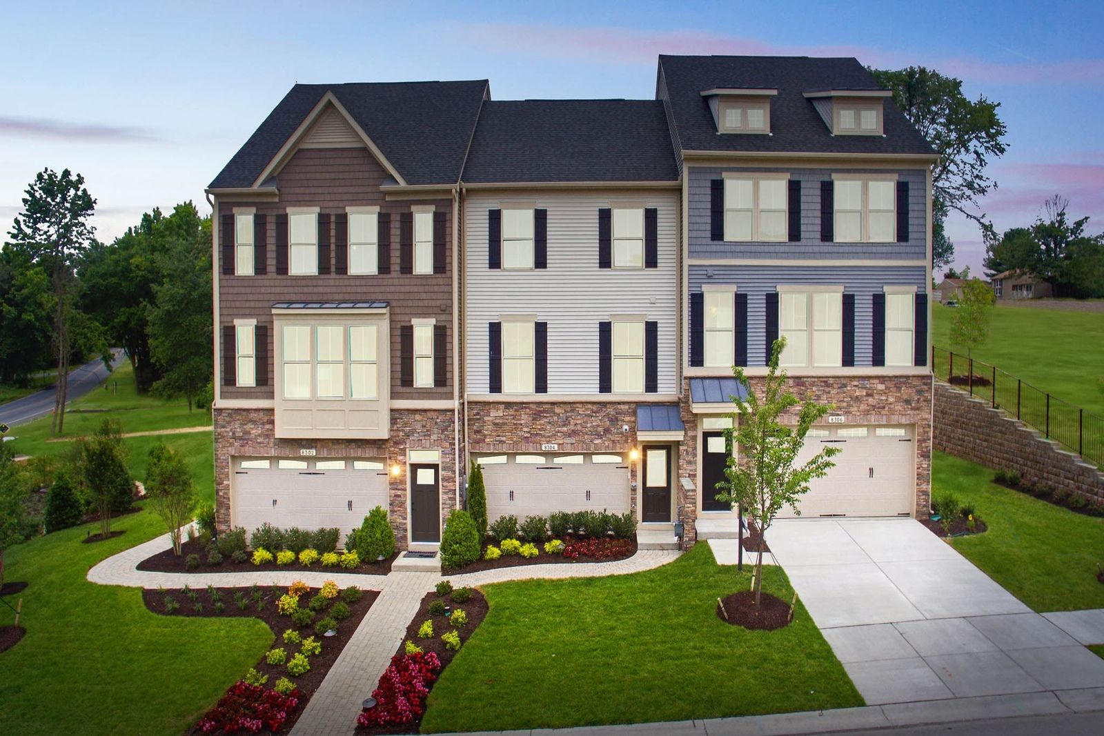Limited new homesites are available each month