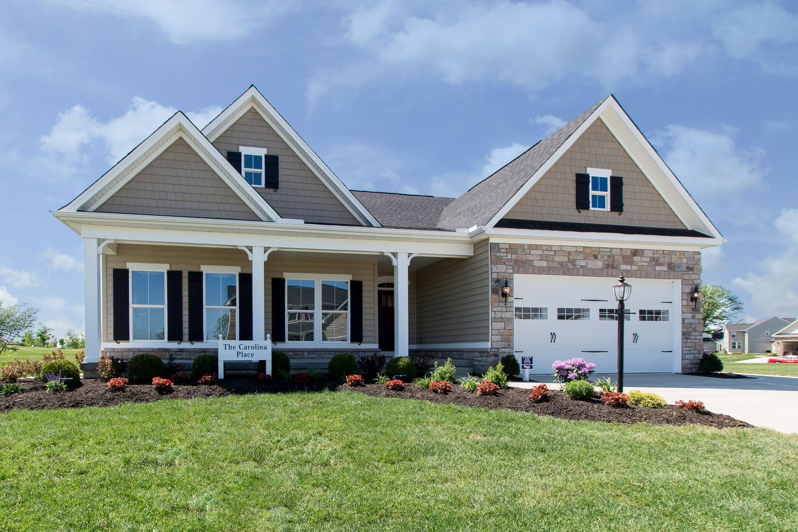 Crosscreek In North Ridgeville Oh New Homes By Ryan Homes