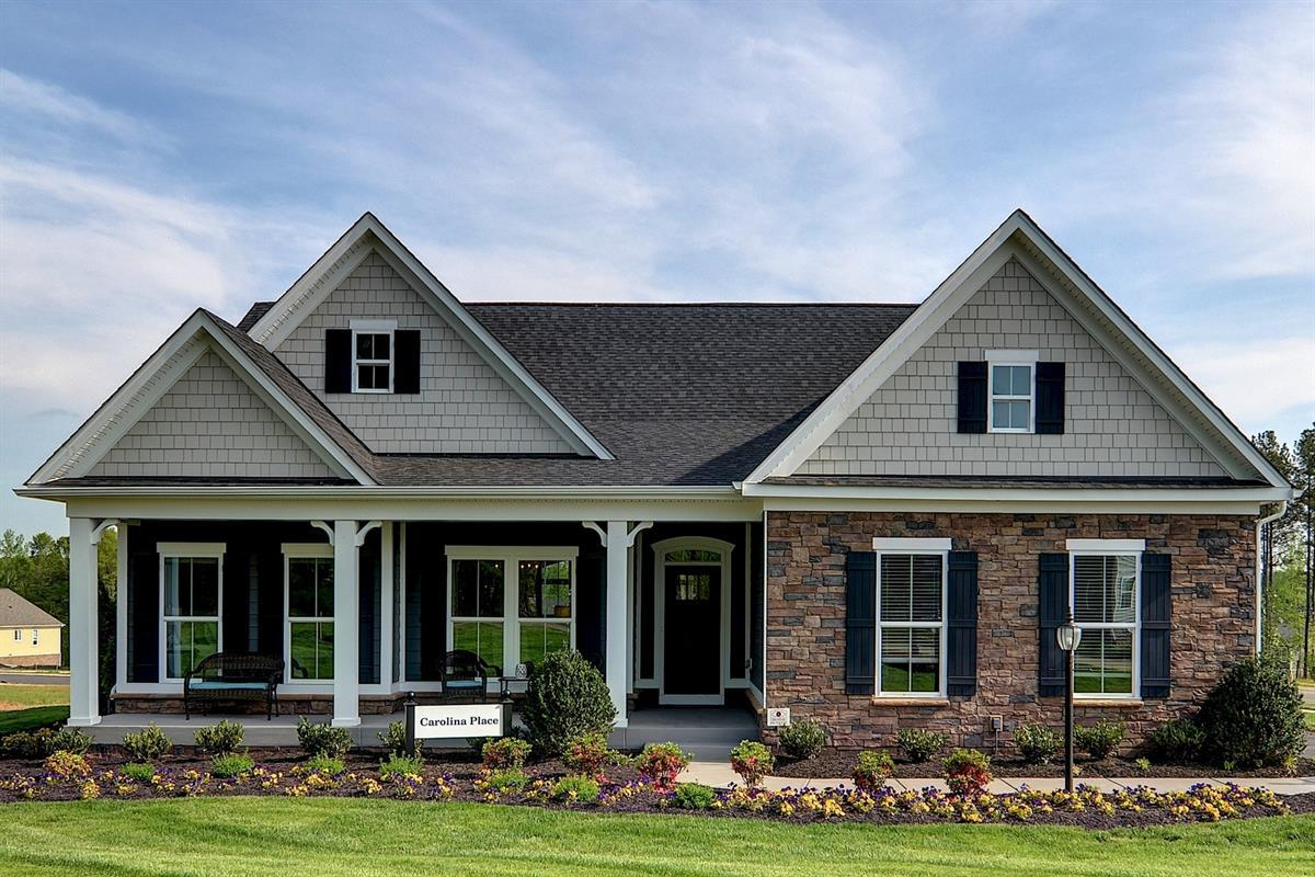 Silverwood In Yorktown Va New Homes By Ryan Homes