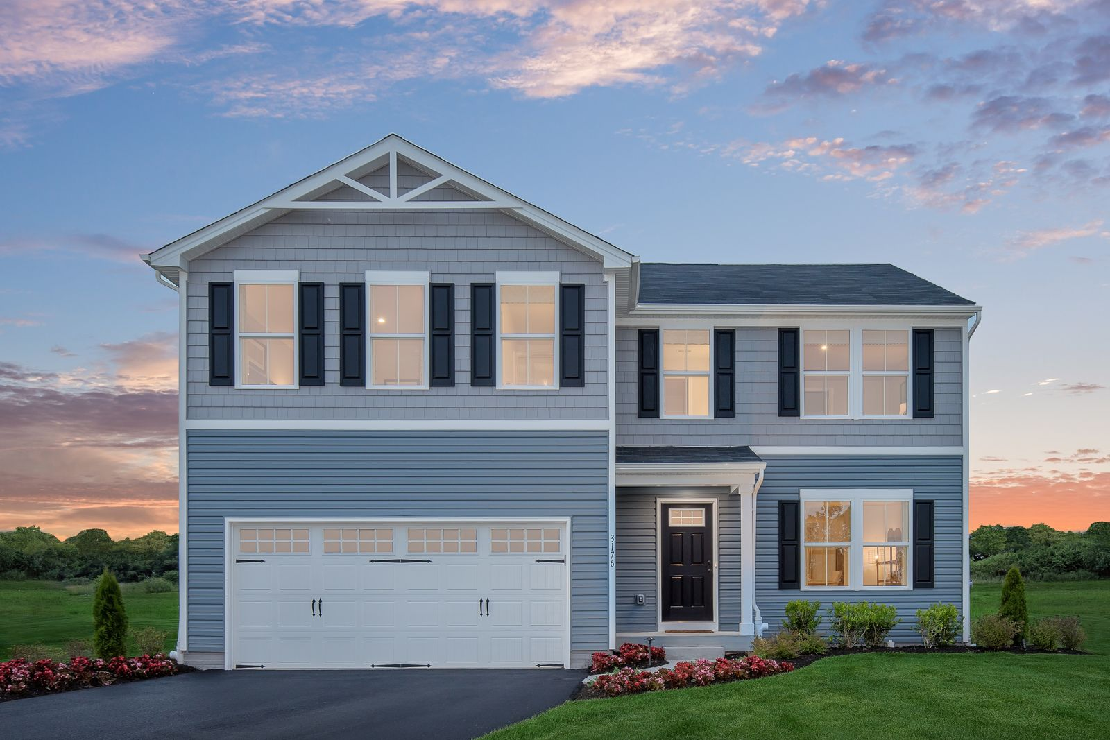 THE VILLAGE AT MIDDLETOWN HAS ONE HOMESITE REMAINING