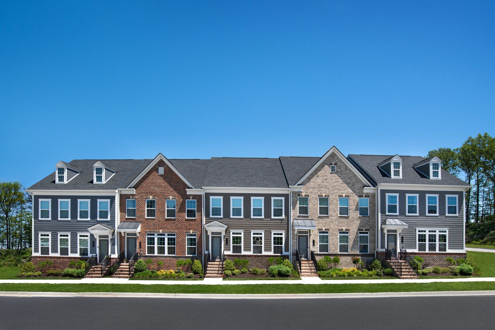 BALTIMORE COUNTY'S MOST LUXURIOUS TOWNHOMES