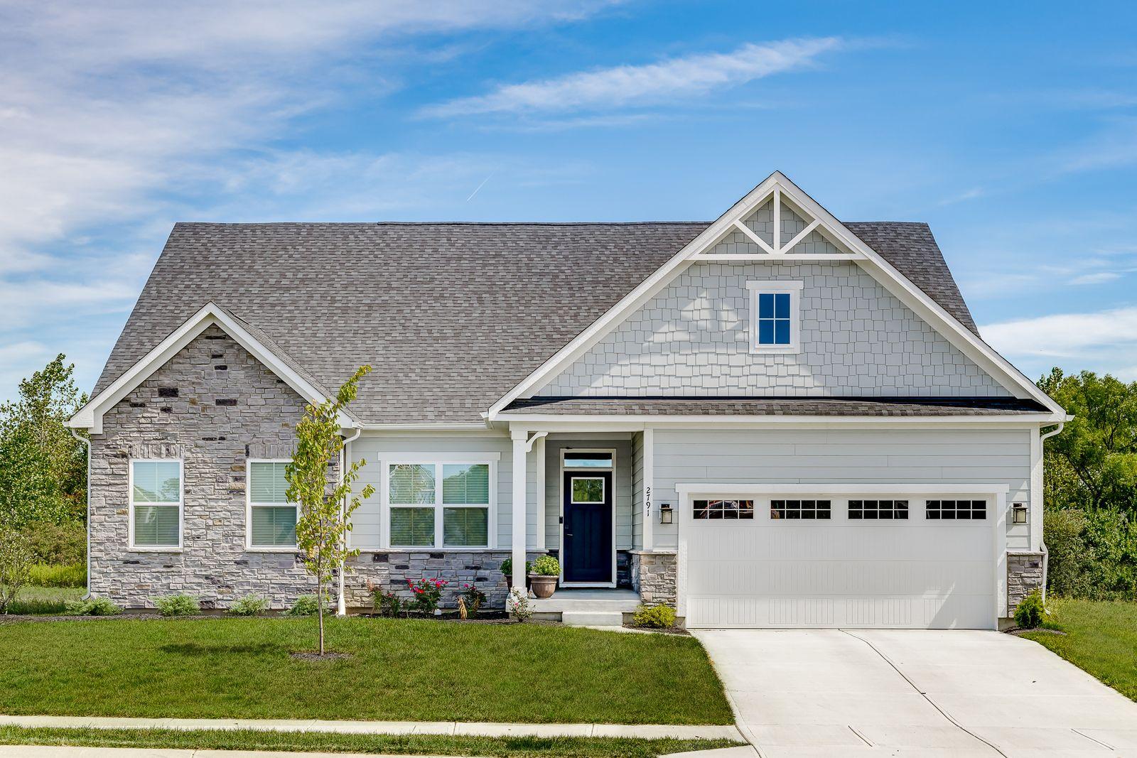 Holston Hills - Ranch Homes With Full Basements at 146th & Gray