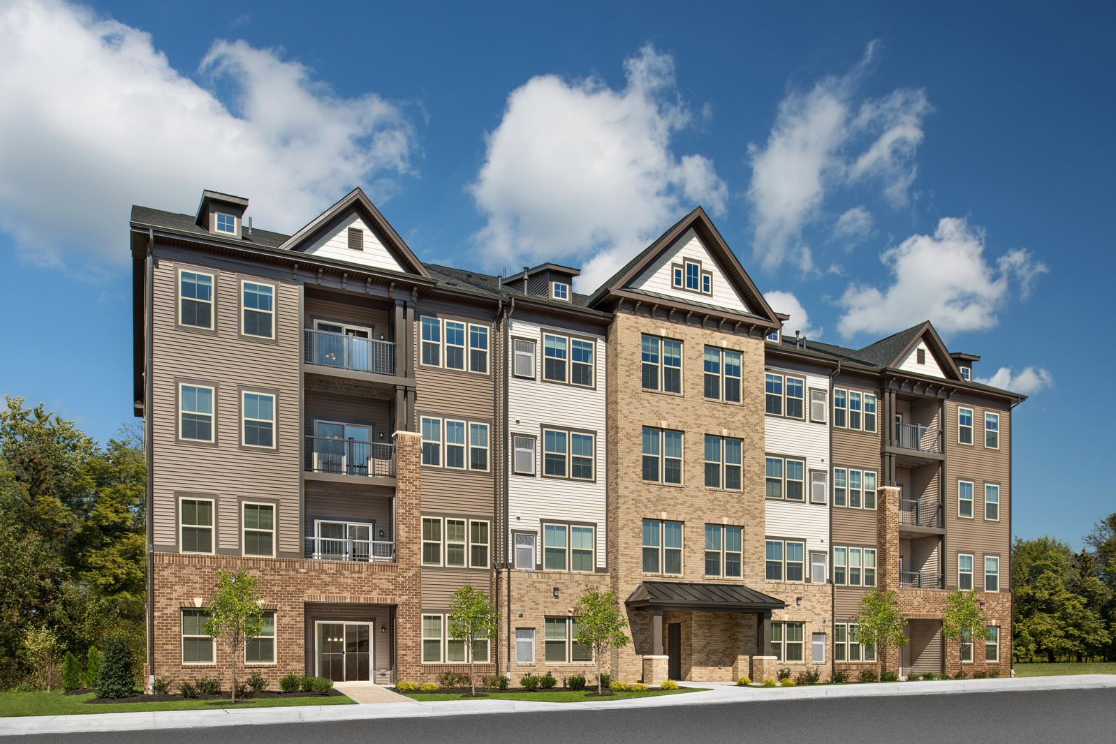 Welcome to the Elevator Condos at Paddock Pointe
