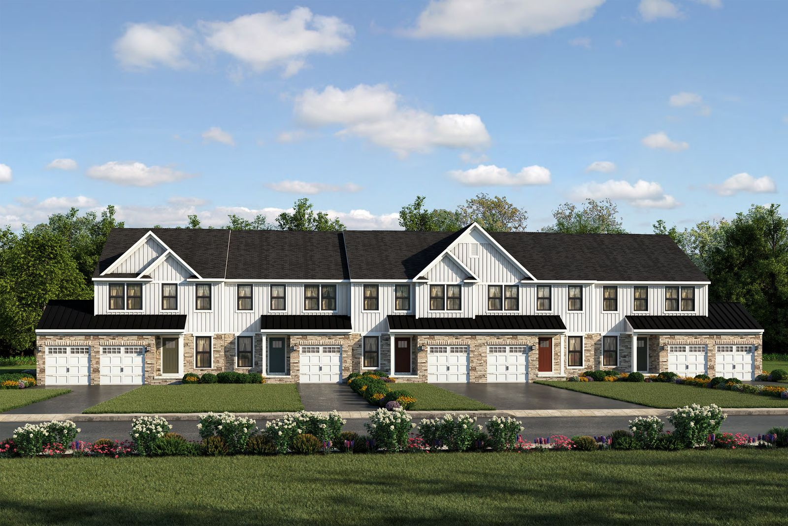 WELCOME TO ASHBOURNE MEADOWS TOWNHOMES