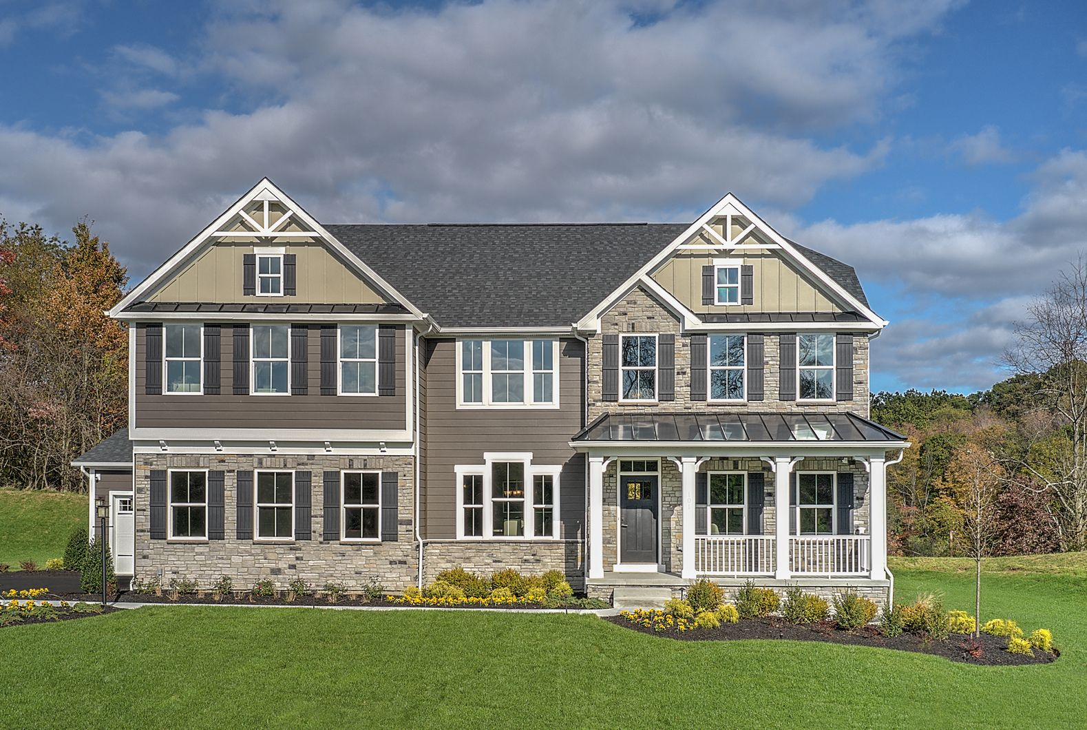 SPACIOUS 2 STORY HOMES IN DAVIDSON. FROM THE UPPER $400S.