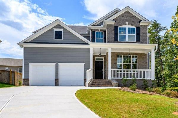 The Kenmare. Actual Home. New Construction.Move-in Ready!