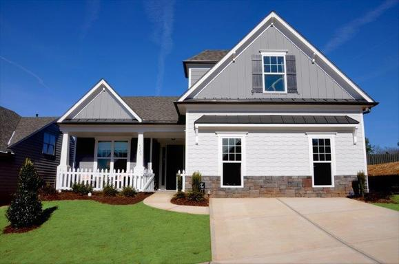 Model Home for Sale, The Newport! Active Adult New Construction.