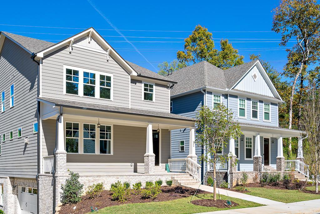 Welcome to Edenbrook! New Construction. Photo is a representation of home. Not actual home.