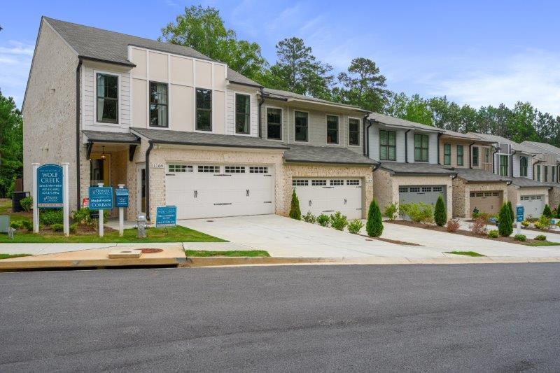 The Corban New Construction:Representation of home