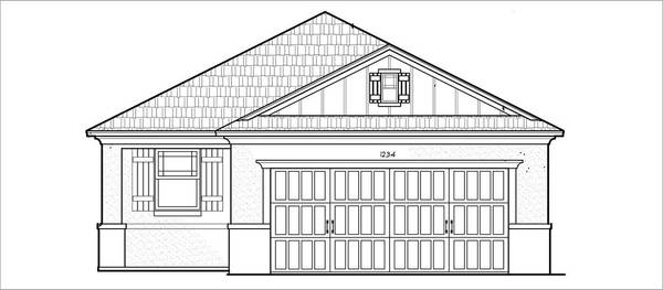 Tamar Cottage Series:Cottage Series Floor Plan at On Top of the World Communities