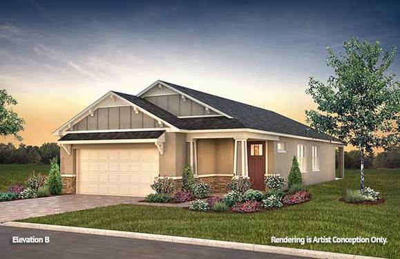 Carriage Series Rimon Elevation B:On Top of the World Communities Carriage Series Rimon Elevation C
