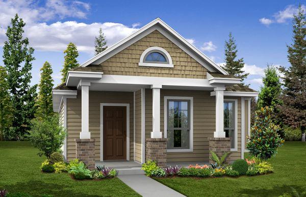 Exterior:Elevation A - $184,900