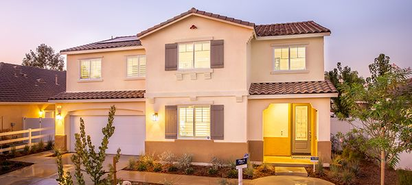 Pacific Legacy New Homes in Perris CA
