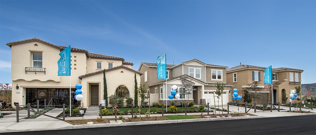 Cantamar Model Homes