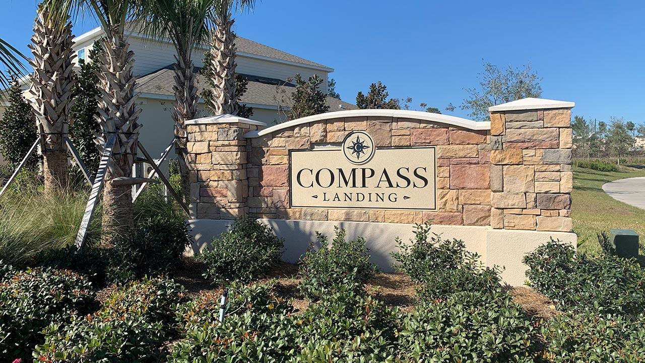 Community Entry:Compass Landing Entry