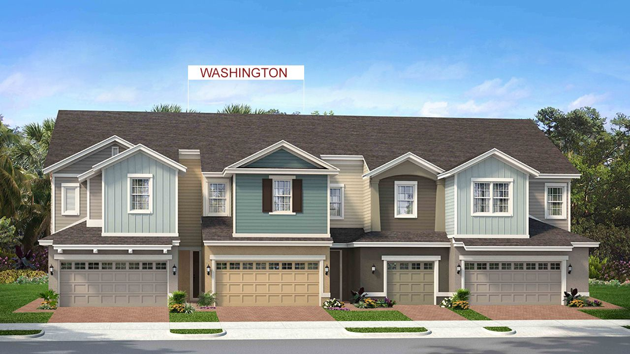 Washington Exterior