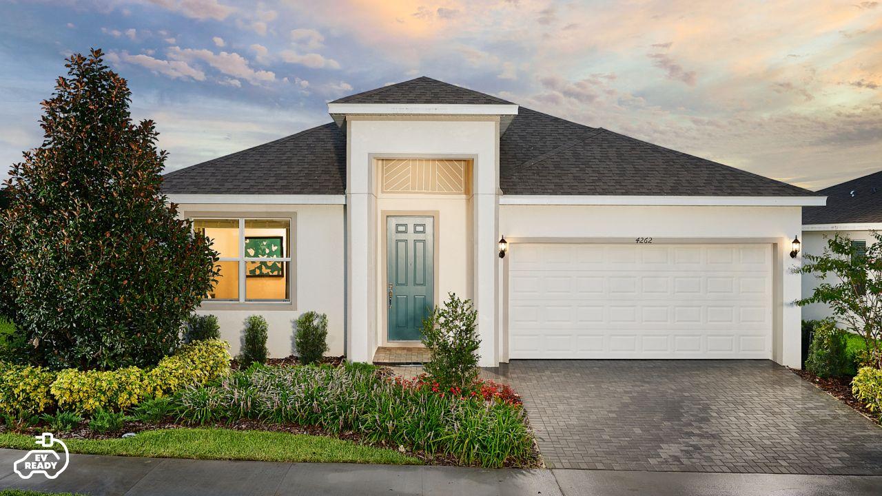 New Homes in Lake County:Evolve Model