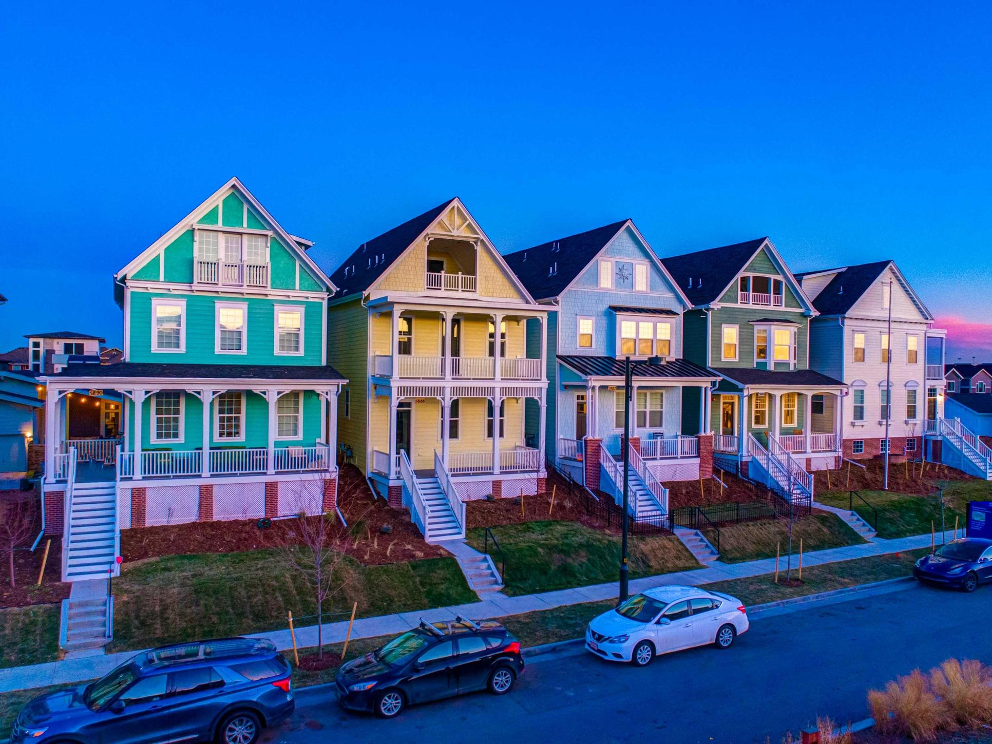 The Painted Ladies Collection