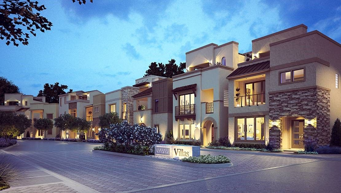 Villas at Legacy West:Community Image