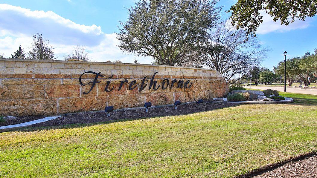 Firethorne 50' - Gated,77494