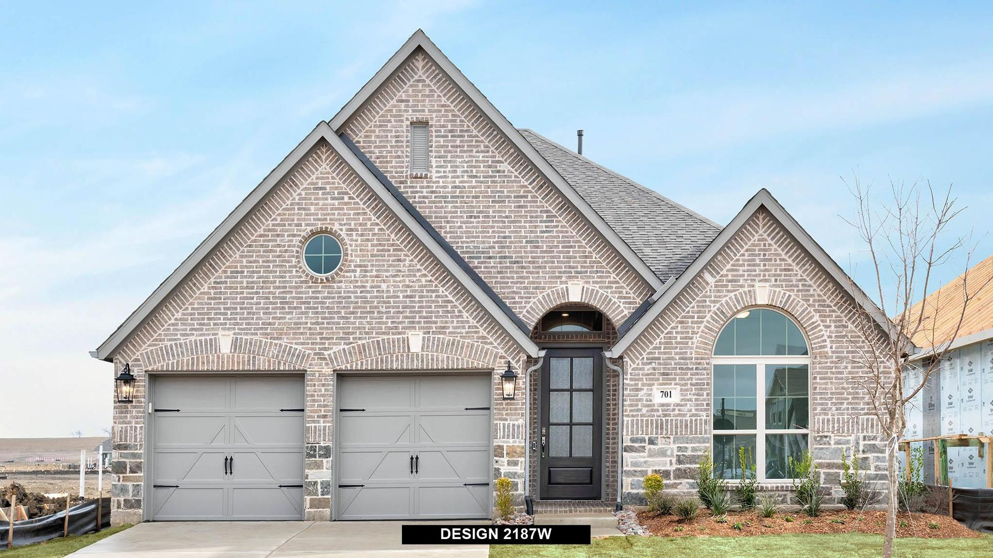 Plan 2187W:Representative photo.  Features and specifications may vary by community.