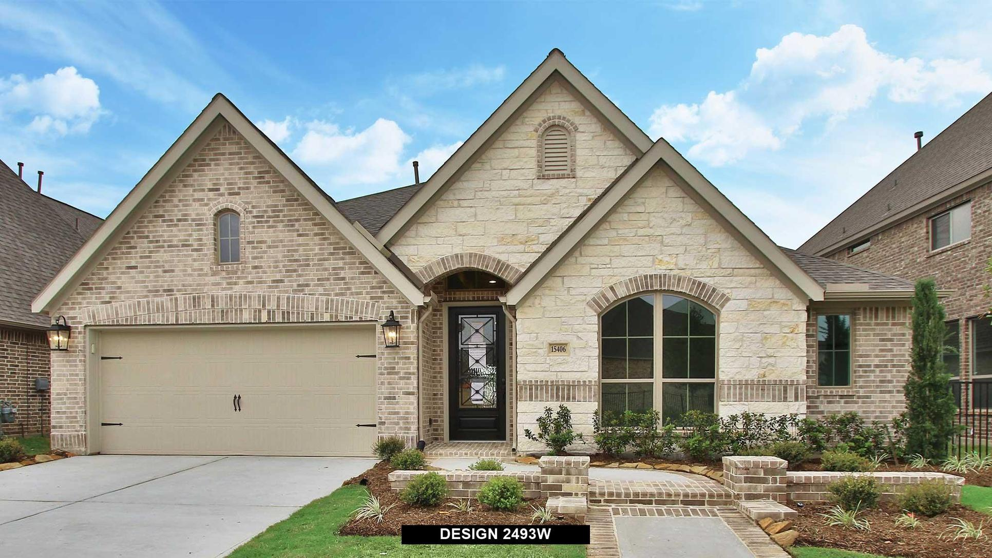 Plan 2493W:Representative photo.  Features and specifications may vary by community.