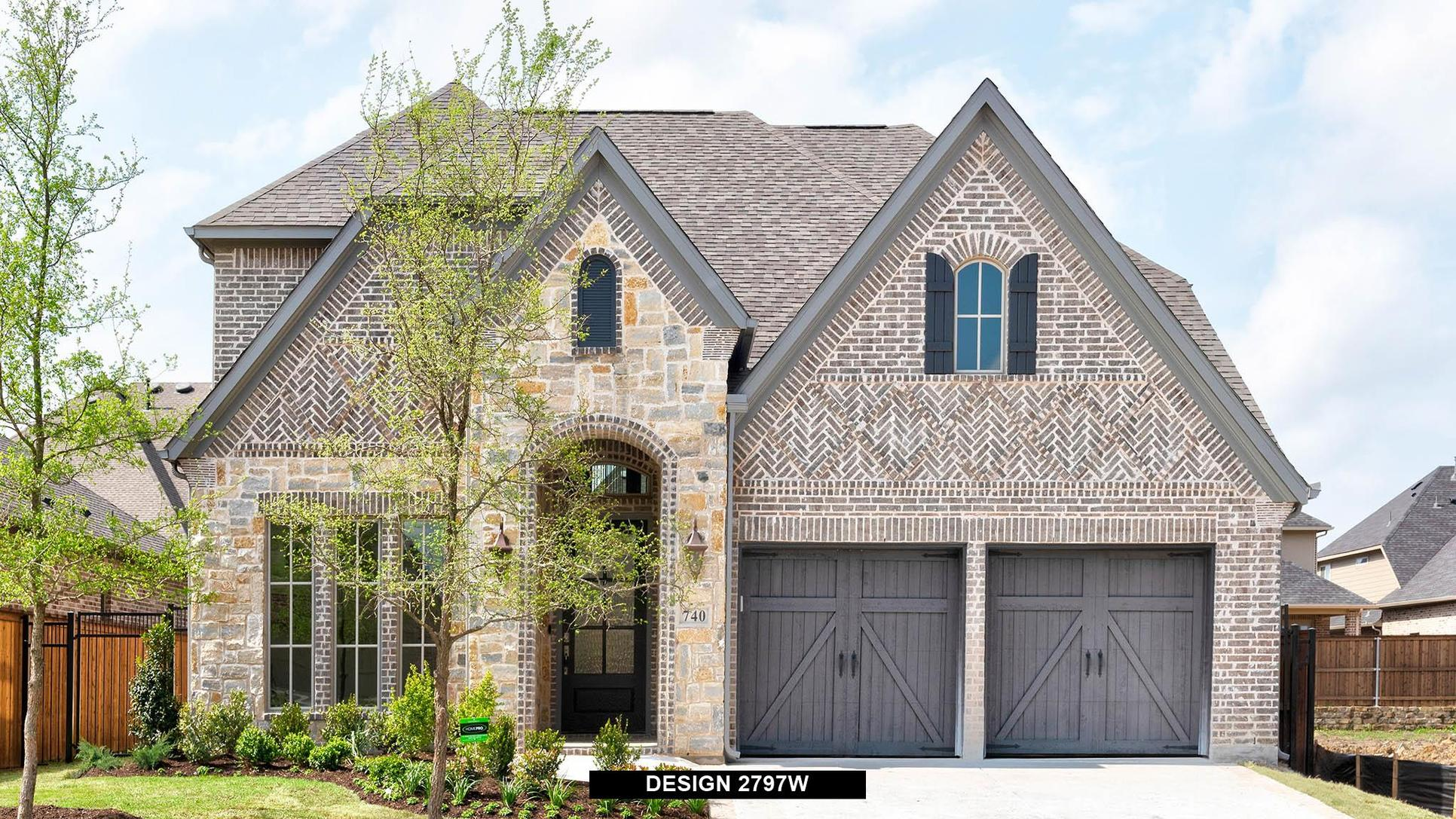 Plan 2797W:Representative photo.  Features and specifications may vary by community.