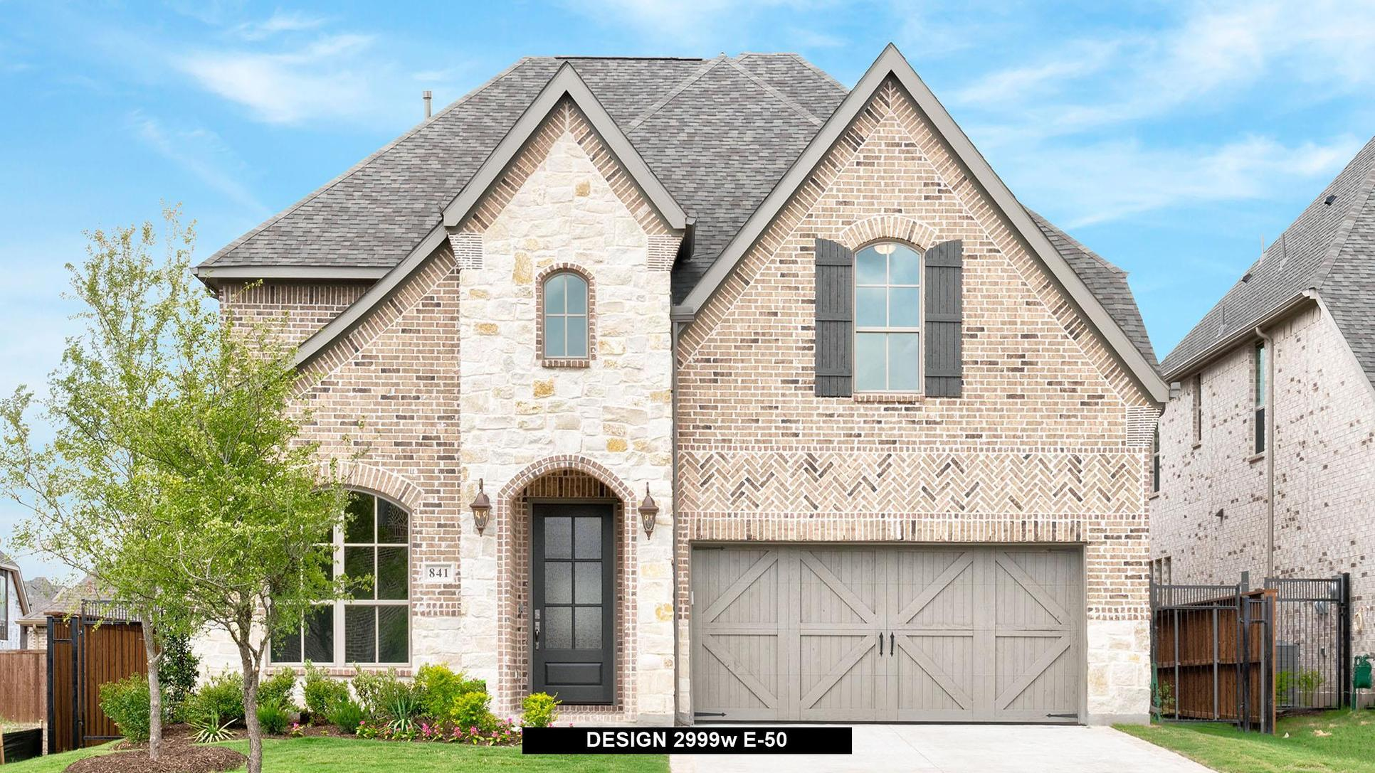 Plan 2999W:Representative photo.  Features and specifications may vary by community.