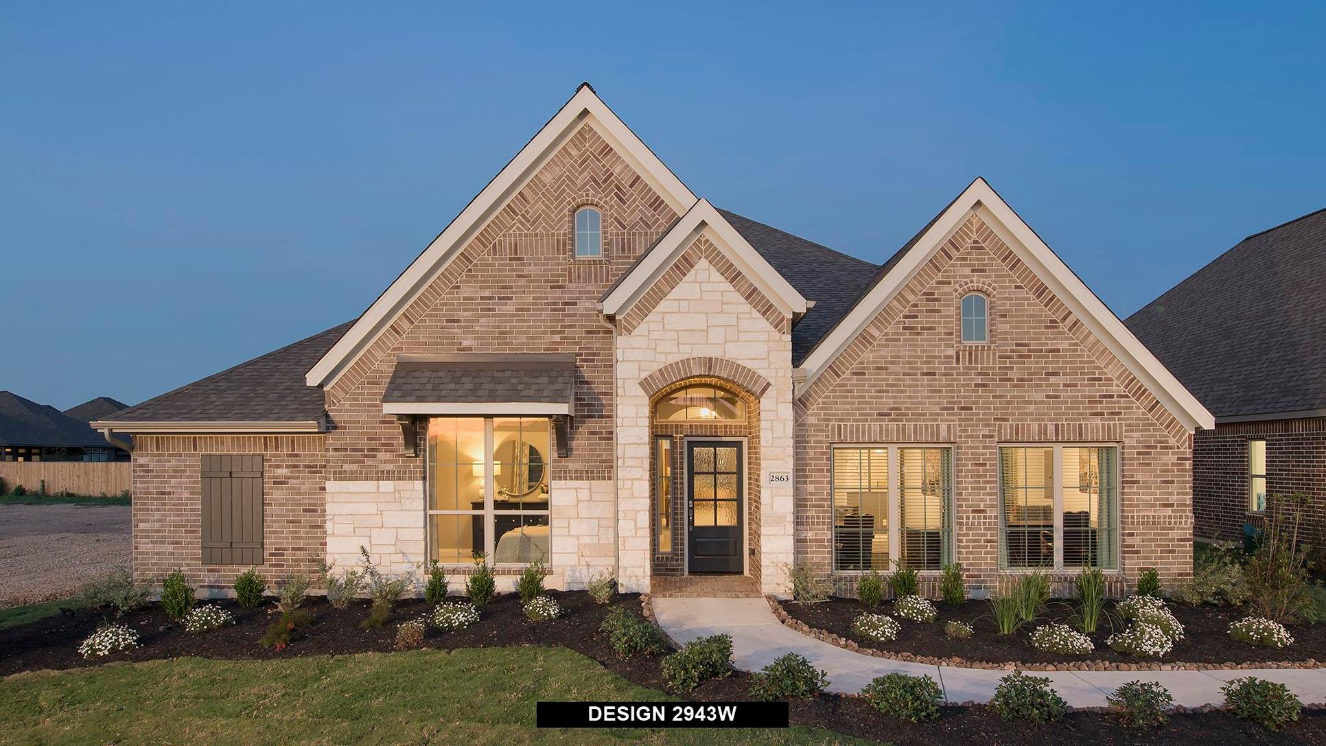 Plan 2943W:Representative photo.  Features and specifications may vary by community.
